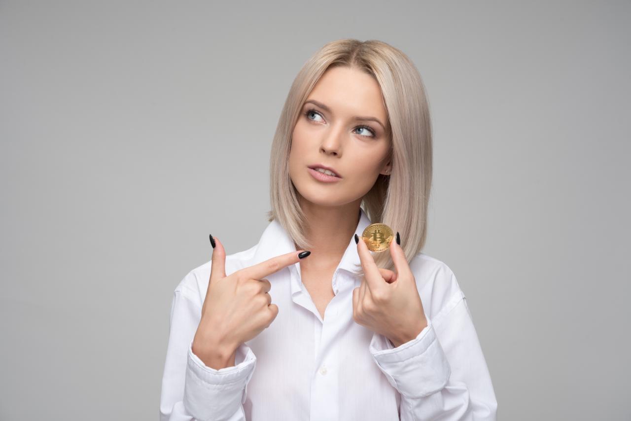 Rambut wanita kantoran
