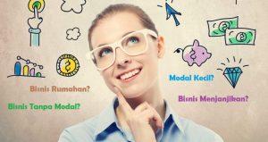 5 Jenis Bisnis Yang Dapat Dimulai Dengan Sedikit Modal 4