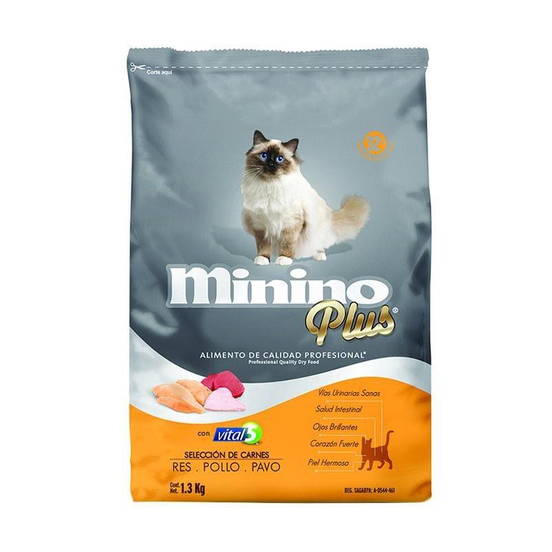 review makanan kucing minino